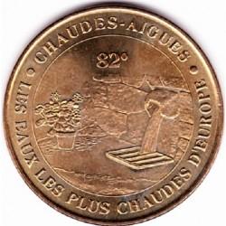 15 - Chaudes-Aigues - Les eaux les plus chaudes - 2002