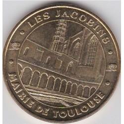 31 - Mairie de Toulouse - Le Cloître des Jacobins - 2012