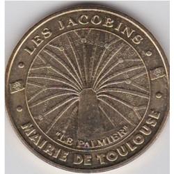31 - Toulouse - Le Palmier des Jacobins - 2012