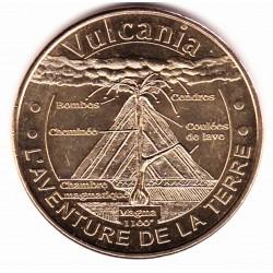 63 - Vulcania - Volcan en coupe - L'Aventure de la Terre - 2013
