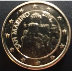 1 Euro Saint-Marin doré