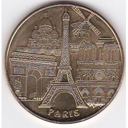 75007 - Les 5 monuments de Paris - 2013