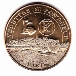 75001 - Vedettes du Pont-Neuf - La proue et la sculpture - 2013