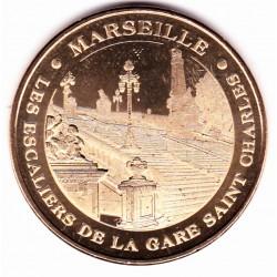 13 - Marseille - Les escaliers de la gare St Charles - 2013