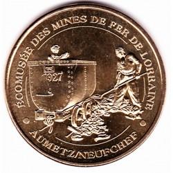 57 - Ecomusée des Mines de Fer de Lorraine - Le wagonnet 1927 - 2013