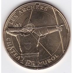 63 - Les Archers du Château de Murol - 2014