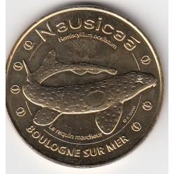 62 - Boulogne-sur-Mer - Nausicaä - Le requin marcheur - 2014