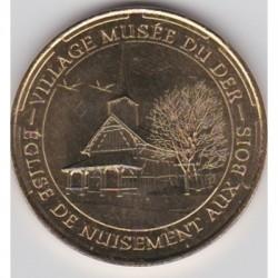 51 - Musée du Der - Eglise de Nuisement aux Bois - 2014