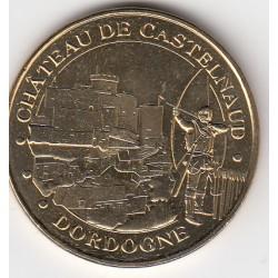 24 - Château de Castelnaud - L'archer - 2014