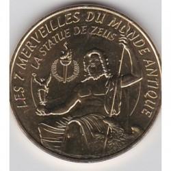 13 - Aubagne - Les 7 merveilles du monde antique - La statue de Zeus - 2014