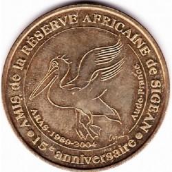 11 - Sigean - Le Pélican - ARAS 1989-2004 - 2004