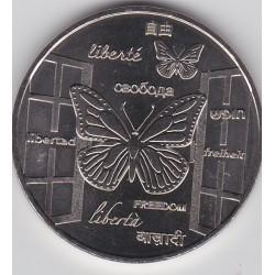 87 - Une médaille pour la Liberté ! (blanc) - 2015