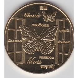 87 - Une médaille pour la Liberté ! - 2015