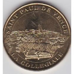 06 - Collégiale de Saint Paul - Vue générale - 2005