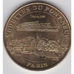 75001 - Vedettes du Pont-Neuf - Depuis 1959 - 2005