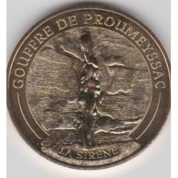 24 - Gouffre de Proumeyssac - La sirène - 2015