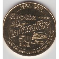 30 - COURRY - Grotte de la Cocalière - 50 ans - 2017