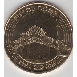 63 - Puy de Dôme - Temple de Mercure - 2017