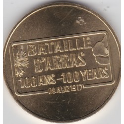 62 - Bataille d'Arras / 100 ans - 100 years / 09-AVR-1917 - 2017
