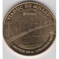 12 - MILLAU Viaduc de Millau Hauteur 343 m - Longueur 2460 m Eiffage - 2017