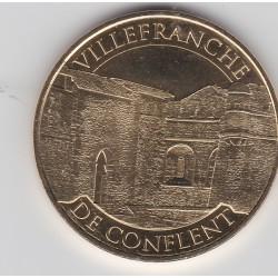 66 - Villefranche de Conflent - ancienne Porte de France et Bastion du Dauphin - 2017