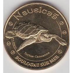 62 - Nausicaá - Boulogne-sur-Mer (tortue Couane) - 2017