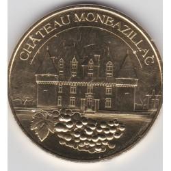 24 - Château de Monbazillac - La Grappe de Raisin - 2016