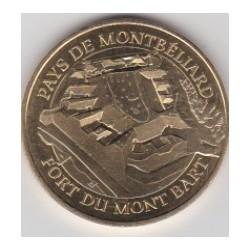 25 - Pays de Montbéliard / Fort du Mont Bart