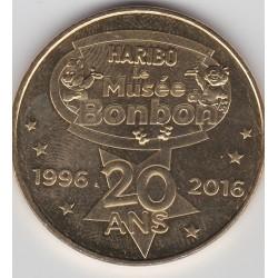 30 - UZES Musée du bonbon Haribo / 20 ans / 1996-2016