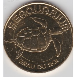 30 - LE GRAU DU ROI Seaquarium - tortue