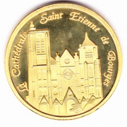 Bourges - Cathédrale St Etienne/ blason