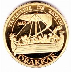 Bayeux - Tapisseries / Drakkar