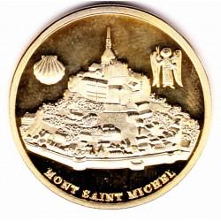Mont St Michel - blason