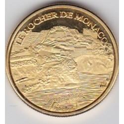 Monaco - Le rocher (version or)