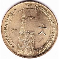 67 - Cathédrale de Strasbourg - Oeuvre Notre-Dame - 2005