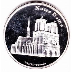 75001 - Paris - Notre Dame - version argent