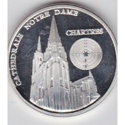 Chartres - Cathédrale Notre Dame / Blason