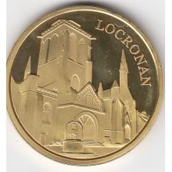 Locronan - Lokorn / Blason - 34 mm