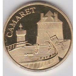Camaret / Blason - diamètre 34 mm
