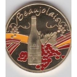 Beaujolais/ Blason - diamètre 34 mm