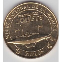 Musée national de la marine - Toulon - Bateaux Jouets - 2014