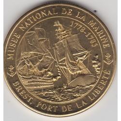 Musée national de la marine - Brest, port de la liberté - 1778-1783