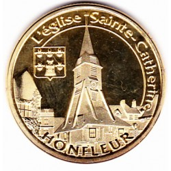Honfleur - Eglise Ste Catherine