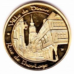 Dinan - rue de l'horloge