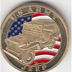 Jeep - U.S Army (version fautée)