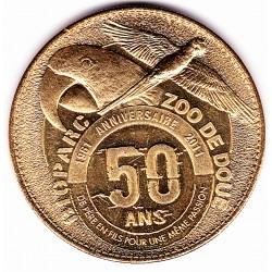 Bioparc - Zoo de Doué la fontaine - 50ème anniversaire - 2011