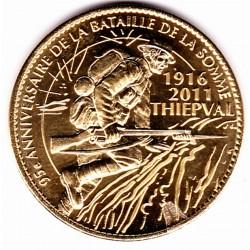 95ème anniversaire de la bataille de la Somme - 2011