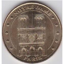 75001 - Notre-Dame de Paris, Façade - Face Cerclée - 2006
