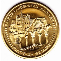 Pays de Landerneau-Daoulas - revers europe 1