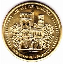 Jumièges - Abbaye / Revers mixte